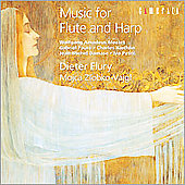 Music for Flute and Harp / Flury, Zlobko-Vajgl, et al