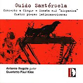 Sant&oacute;rsola: Valsa-Ch&ocirc;ro, Concerto a cinque, etc / Rugolo