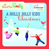 Various Artists: A Holly Jolly Kids Christmas
