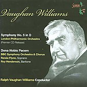 Ralph Vaughan Williams conducts his own Music