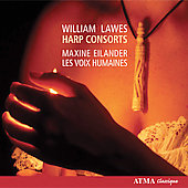 Lawes: Harp Consorts / Les Voix Humaines