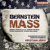 Bernstein: Mass / Jarvi, Scarlata, et al