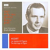 Heritage Masters - Mozart: Le nozze di Figaro / E. Kleiber, C. Siepi, et al