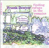 Denyer: Finding Refuge in the Remains