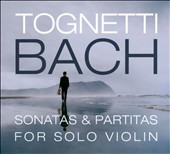 Bach: Sonatas & Partitas for Solo Violin / Richard Tognetti, violin