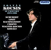 Zolt&#225;n Kocsis in Concert