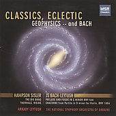 Classics, Eclectic Geophysics... and Bach
