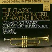 Classic Trumpet Concerti of Haydn & Hummel / Gerard Schwarz