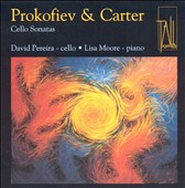 Prokofiev: Sonata For Cello & Piano,Op.119/Carter: Sonata For Cello And Piano