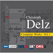 Christoph Delz: Complete Works Vol. 1