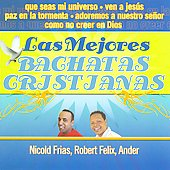 Various Artists: Las Mejores Bachatas Cristianas