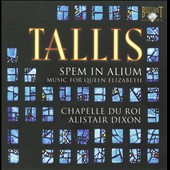 Tallis: Spem In Alium; Music For Queen