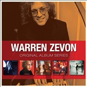 Warren Zevon: Original Album Series