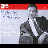 Melodies Francaises / G&#233;rard Souzay