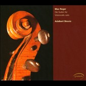 Max Reger: 3 Suites For Solo Cello / Skocic, cello