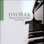 Brilliant Classics Piano Library: Dvor&aacute;k