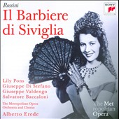 Rossini: Il Barbiere Di Siviglia / MET