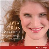Haydn Arias / Soprano Jane Archibald