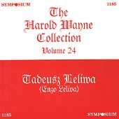 The Harold Wayne Collection Vol 24 / Tadeusz Leliwa