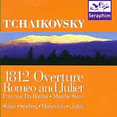 Tchaikovsky: 1812 Overture, Romeo & Juliet, Marche Slave