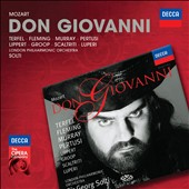 Mozart: Don Giovanni / Terfel, Fleming, Murray, Pertusi, Lippert, Groop, Scaltriti
