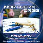 Northern Cree Singers: Drum Boy: Mistikwaskihk Napesis *