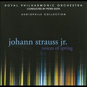 Johann Strauss, Jr: Voices of Spring / Peter Guth, RPO
