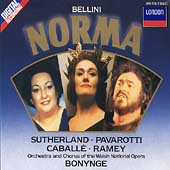 Bellini: Norma / Sutherland, Caball&#233;, Pavarotti, Ramey
