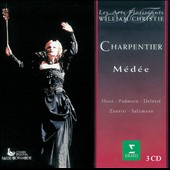 Charpentier: Médée / Hunt, Padmore and Deletre - William Christie
