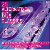 Various Artists: Cutting Edge 80's: 20 Alternative Classics