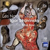 Stravinsky: Les Noces / Choir of the French Radio