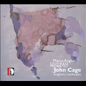 John Cage: Imaginary Landscapes 1-5; Sixteen Dances / Ensemble Prometeo
