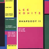 Lee Konitz: Rhapsody II