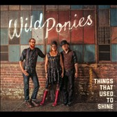 Wild Ponies: Things That Used To Shine [Digipak]