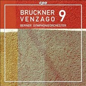 Anton Bruckner: Symphony no. 9 / Mario Venzago [1894 vers. In 3 movements]