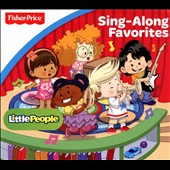 Various Artists: Sing-Along Favorites [Fisher-Price] [Digipak]