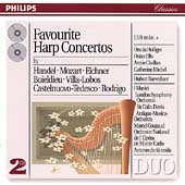 Favourite Harp Concertos