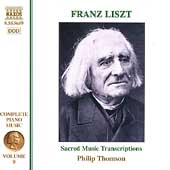Liszt: Complete Piano Music Vol 9 / Philip Thomson