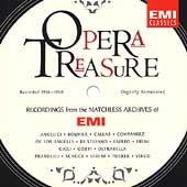 Opera Treasure - From the Archives of EMI 1936-1968