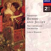 Prokofiev: Romeo and Juliet / Maazel, Cleveland Orchestra