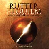 Rutter: Requiem / Cleobury, King's College Choir Cambridge
