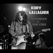 Rory Gallagher: Irishman in New York [Slipcase] *