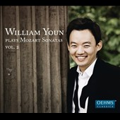 William Youn plays Mozart Sonatas, Vol. 2 - Piano Sonatas K.280, K.311, K.332, K.545 / William Youn, piano
