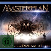 Masterplan: Keep Your Dream Alive [Digipak]