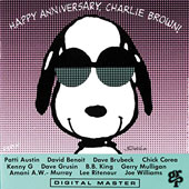 Various Artists: Happy Anniversary, Charlie Brown