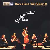 Sentimental Duke / Barcelona Sax Quartet