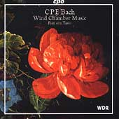 C.P.E. Bach: Wind Chamber Music / Fiati con Tasto