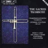 The Sacred Trombone / Christian Lindberg, Gunnar Idenstam