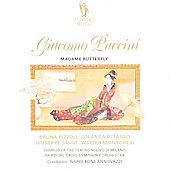 Puccini: Madama Butterfly Highlights / Annovazzi, et al