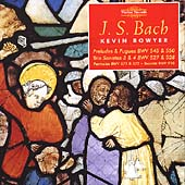 Bach: The Works for Organ Vol 12 / Kevin Bowyer